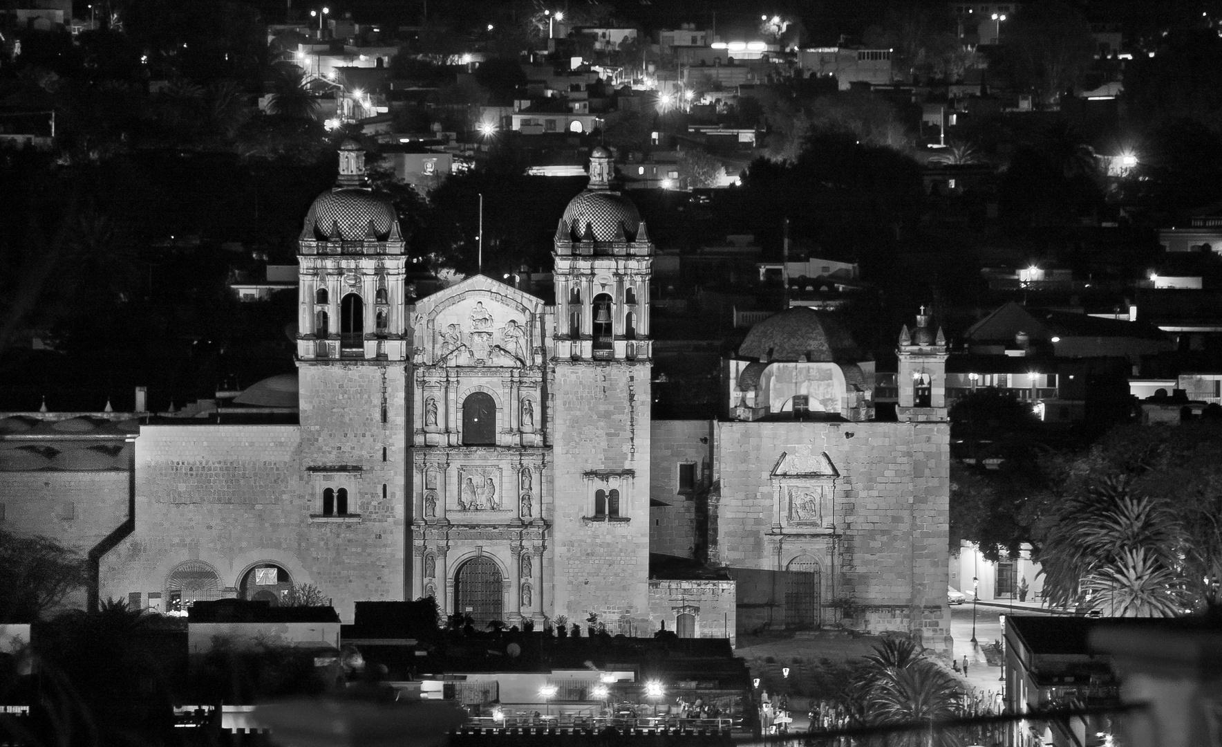 Templo de Santo Domingo de Guzman.