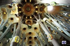 Templo Sagrada Familia de Gaudí