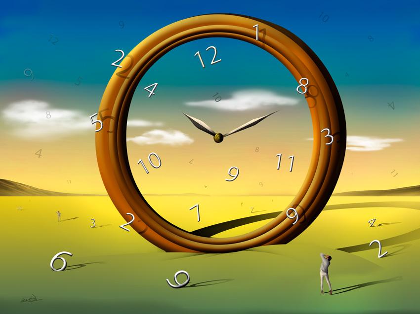 Tempo ao Tempo.