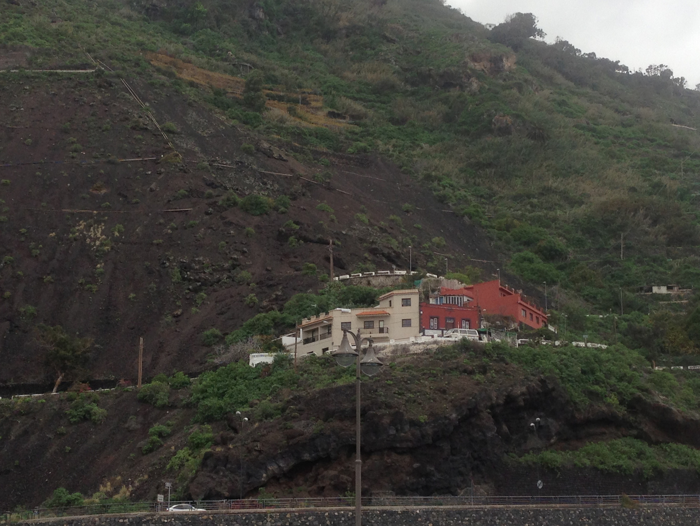 Tenerife. Maska