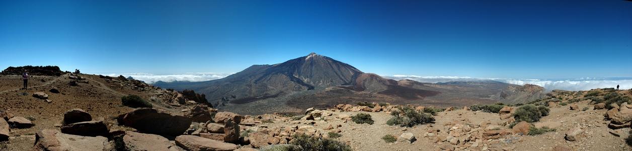 "Teneriffa, der ""Parque National de Teide"""