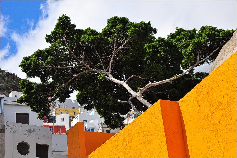 Teneriffa, Fischerort San Andrés
