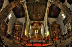 Teneriffa - Garachico - Iglesia de Santa Ana