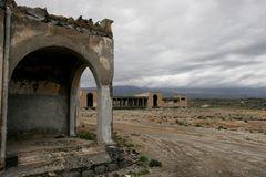 Teneriffa - Geisterstadt nahe Abades 4