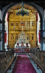 Teneriffa - Icod de los Vinos - Iglesia de San Marco