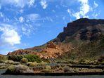 Teneriffa Mountains Desert