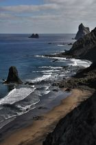 Teneriffa - Nordostküste bei Benijo