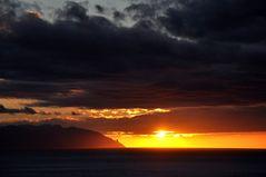 Teneriffa - Sonnenuntergang
