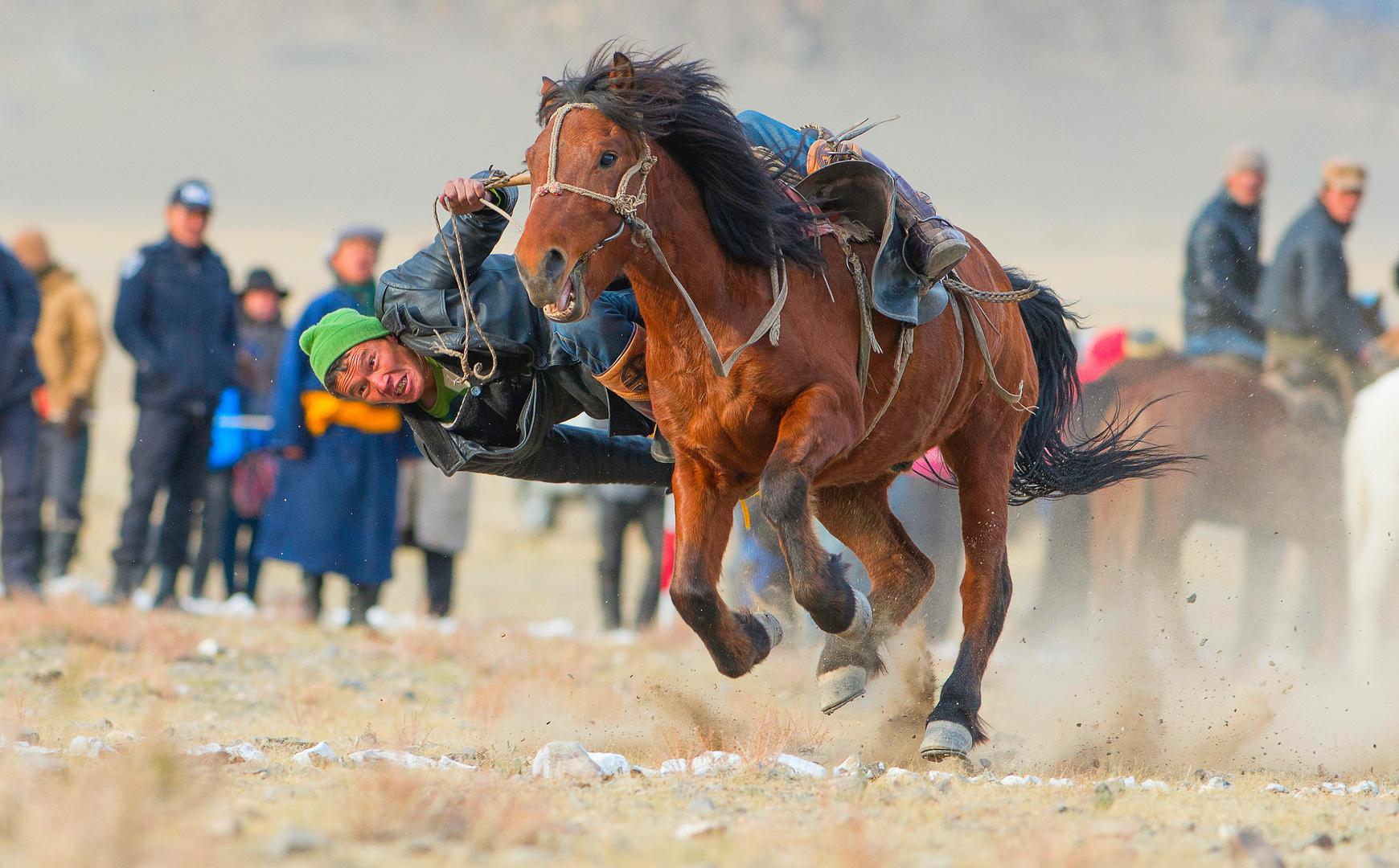 Tenge Ily (kasachisches Reiterspiel)