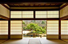 Tenryu-Ji-Tempel in Arashiyama, Kyoto