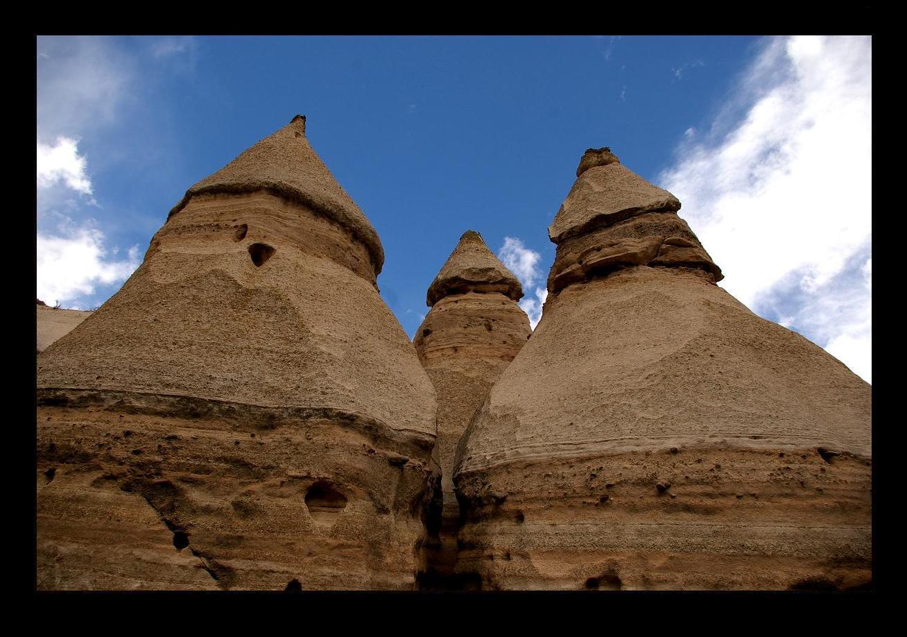 Tent Rocks - Kasha-Katuwe -