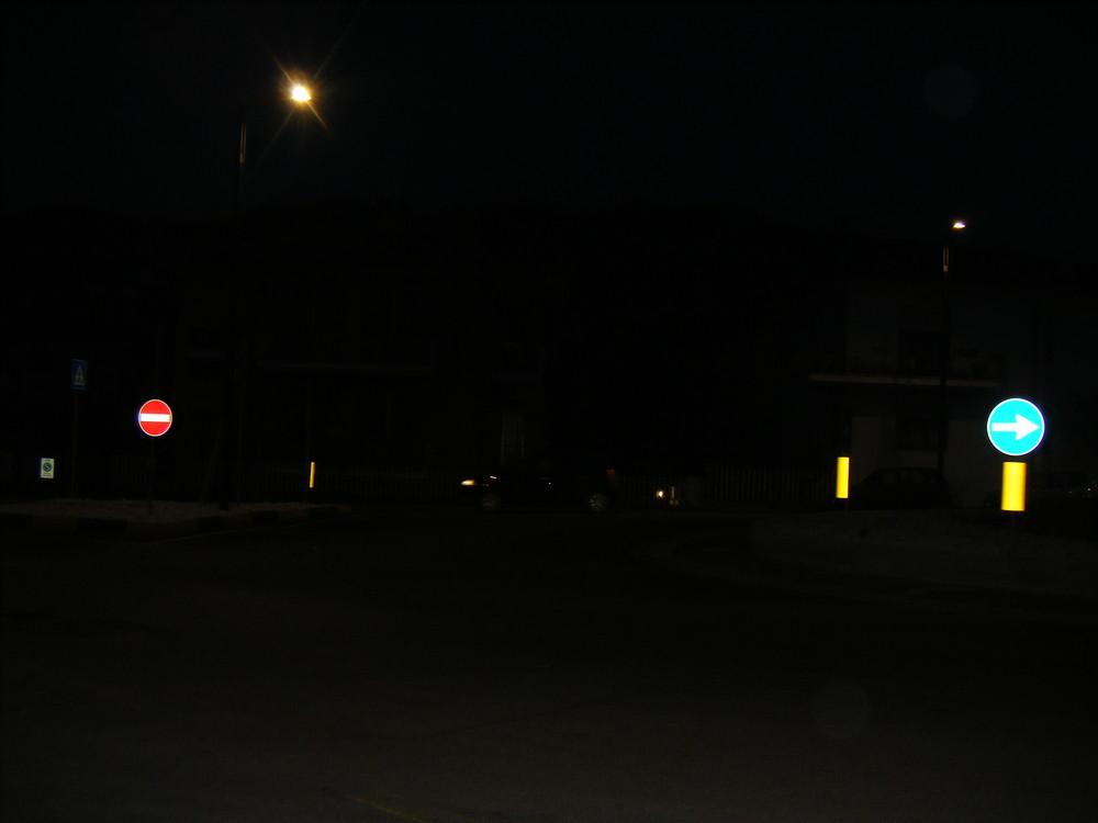 Teramo by night