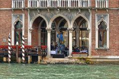 Terasseneinblicke - Venedig -