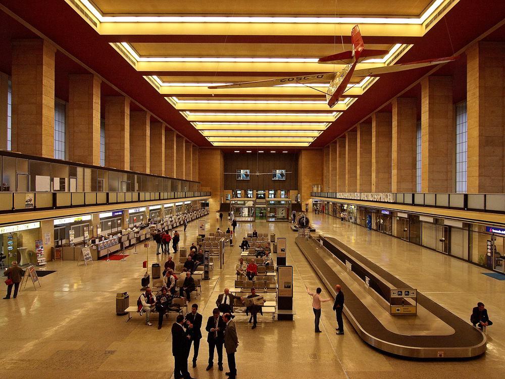 Terminal Flughafen Tempelhof