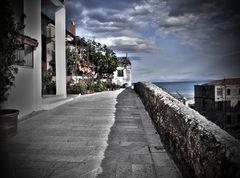 Termoli, Montecastello