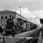 Terontola stazione anni 50