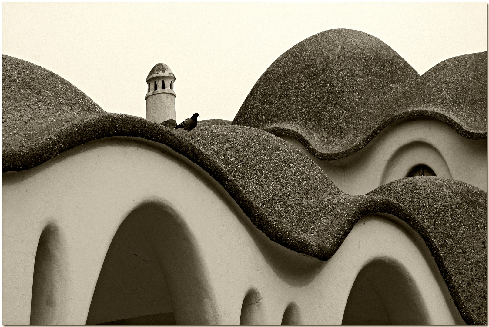 Terrassa modernista I