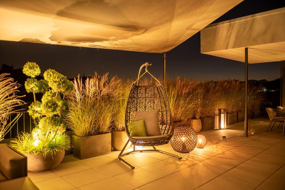 Terrassen- und Gartengestaltung