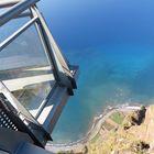 terrazza panoramica su Cabo Girao, 589 mt. sul livello del mare