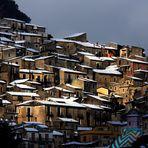 Terre di Calabria: est hiver à Morano Calabro