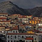 Terre di Calabria: il se fait soir à Aieta