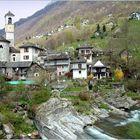 Tessin -  Lavertezzo