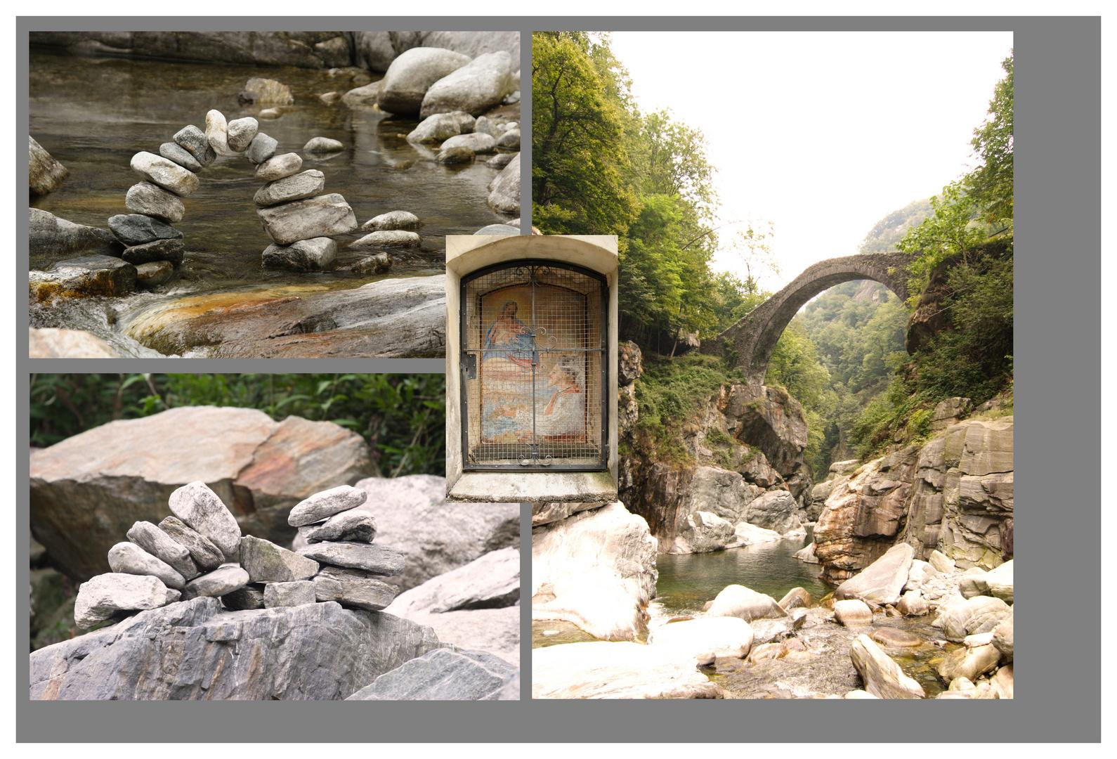 Tessin / Ticino Ponte Romano