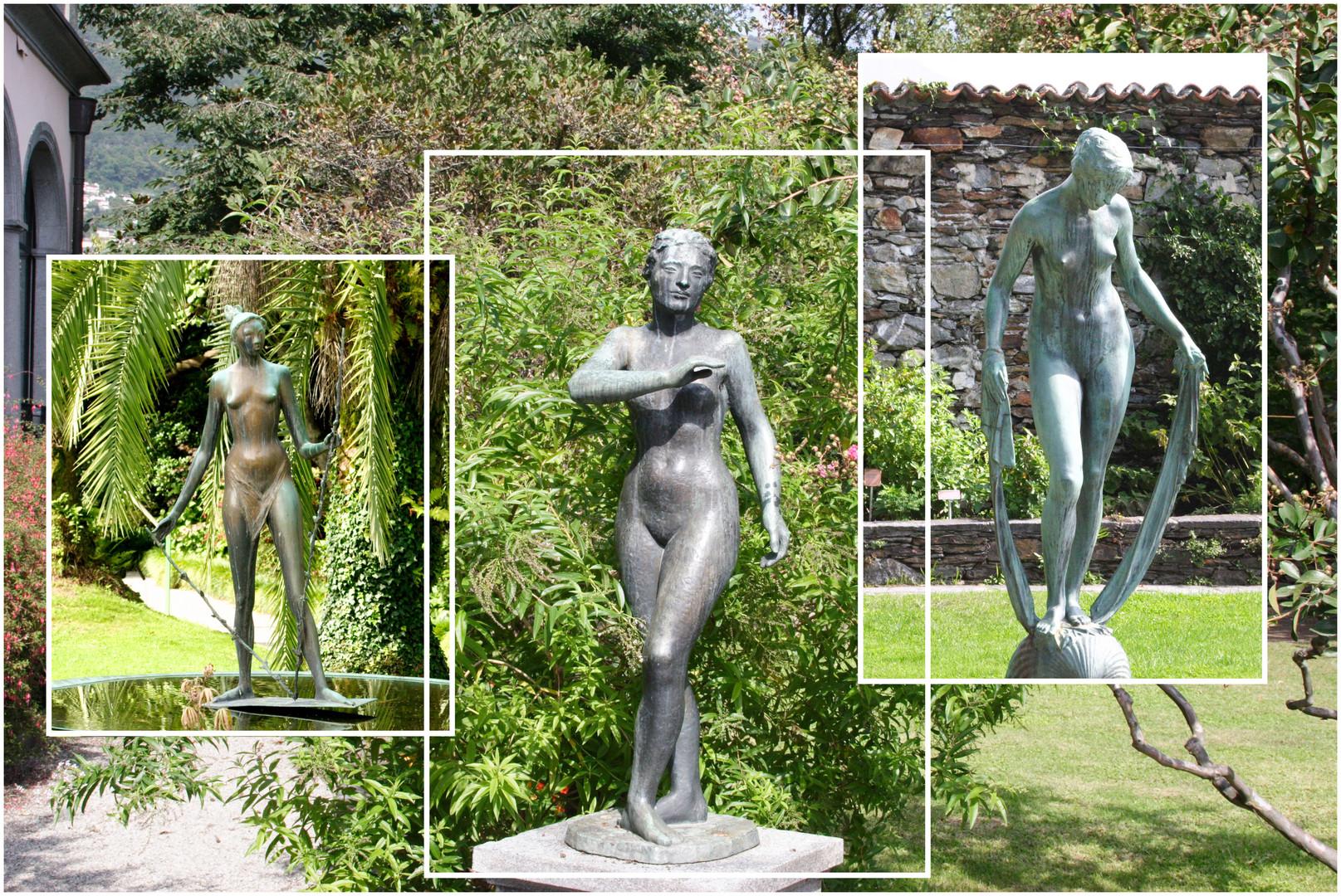 Tessin / Ticino Schönheit in Bronze
