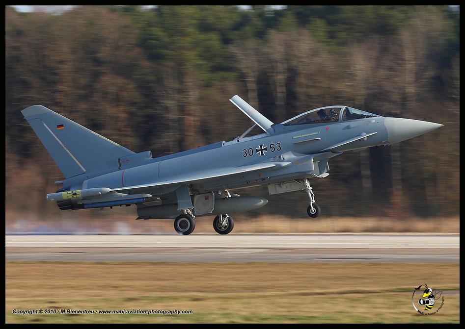 *** Test Flight Eurofighter ***