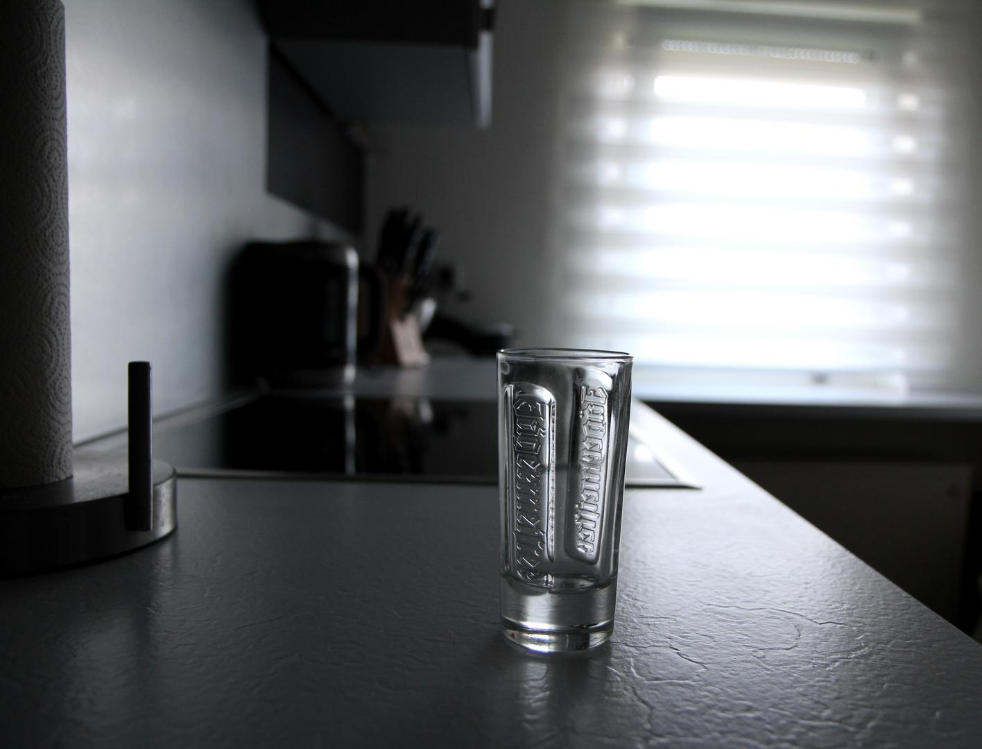 Testbild - Jägermeisterglas