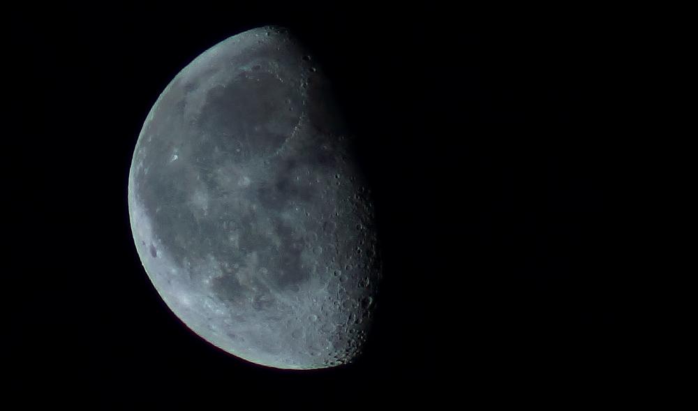 Testobjekt Mond