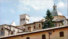 Tetti a Assisi