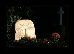 """""""Teufel"""" auf dem Friedhof"""
