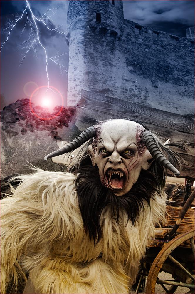 Teufel im Höllensturm