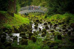 Teufelsbrücke im Bergpark Kassel / Weltkulturerbe (3)