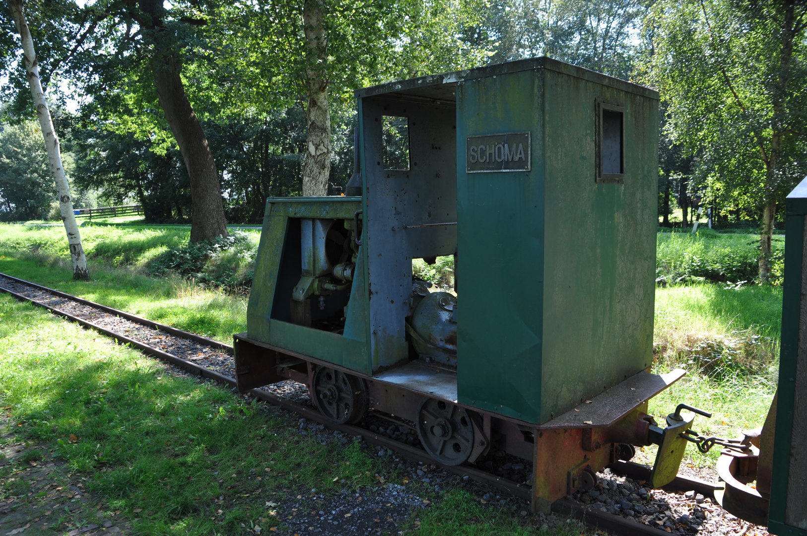 Teufelsmoor Torfbahn