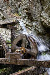 Teufelsmühle zwischen Aldrans und Rinn, Tirol