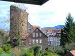 Teufelsturm in Goslar/Harz
