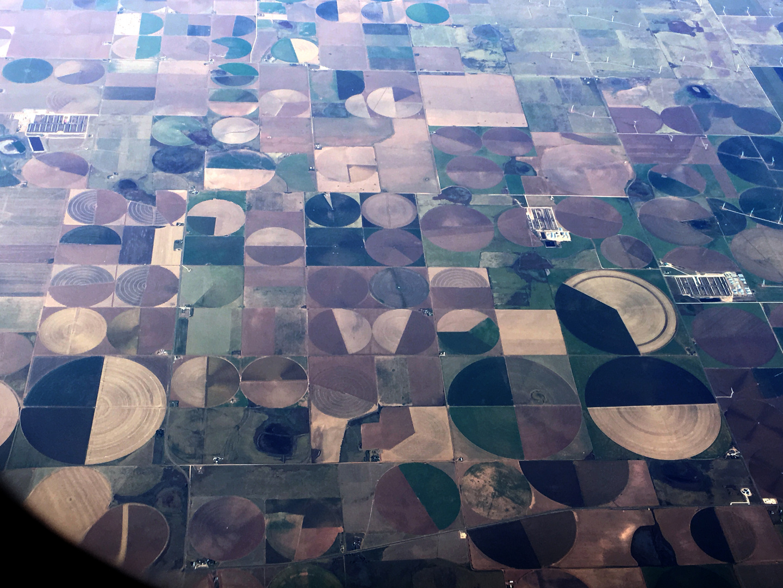 Texas von oben