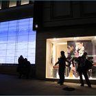 TEXT Schaufenster am  24.12. ...  Street  2012+TEXT