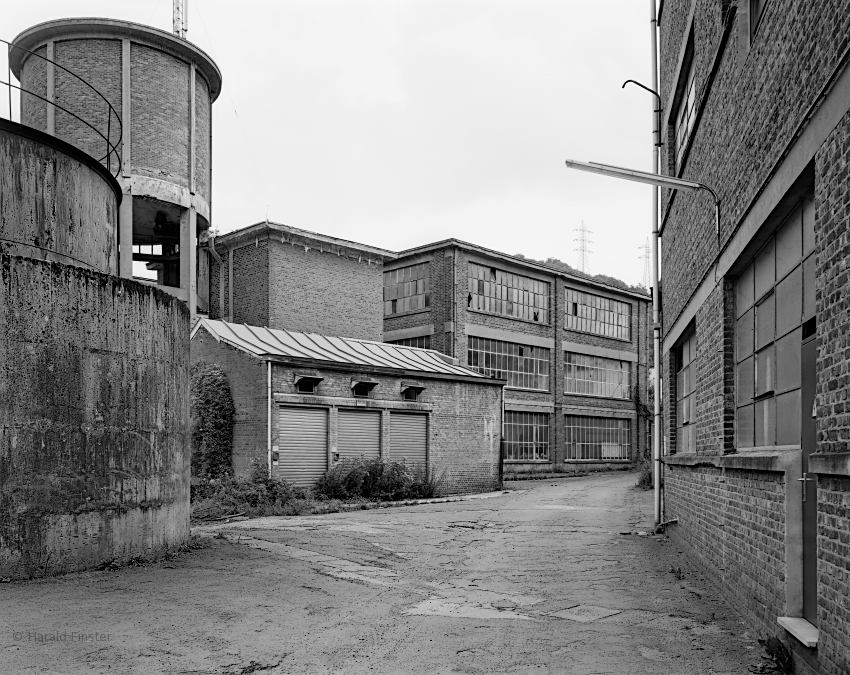 Textilfabrik in Belgien