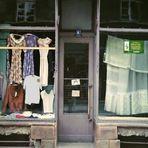 Textilladen ....... Polen 1984 (Dia-Scan)
