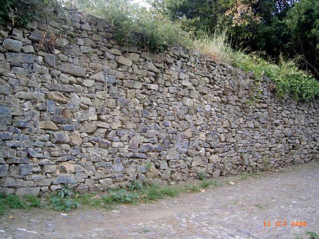 Textura de piedras