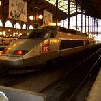 TGV à Paris-Nord