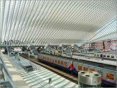 TGV-Bahnhof Liège-Guillemins in Belgien 2