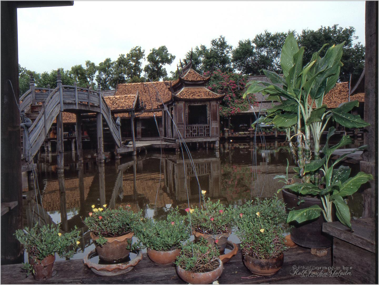 '' Thaï Village ,at Klong ''
