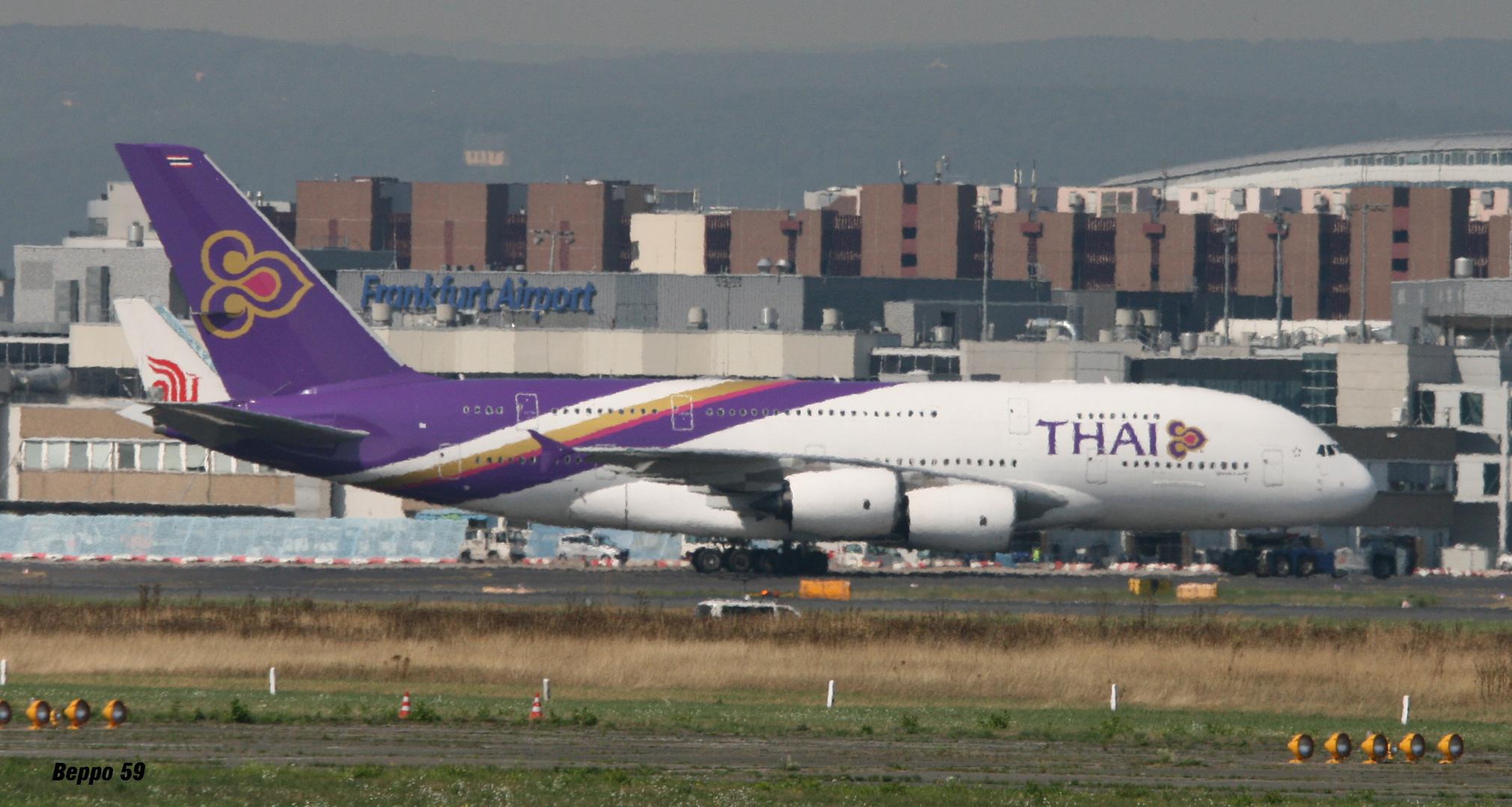 Thai - Air A 380