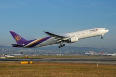 Thai Airways Boeing 777-300ER HS-TKV