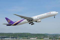 Thai B 777