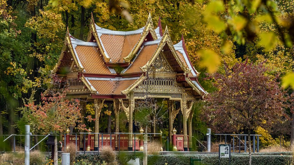 THAI-SALA im Kurpark Bad Homburg (2)